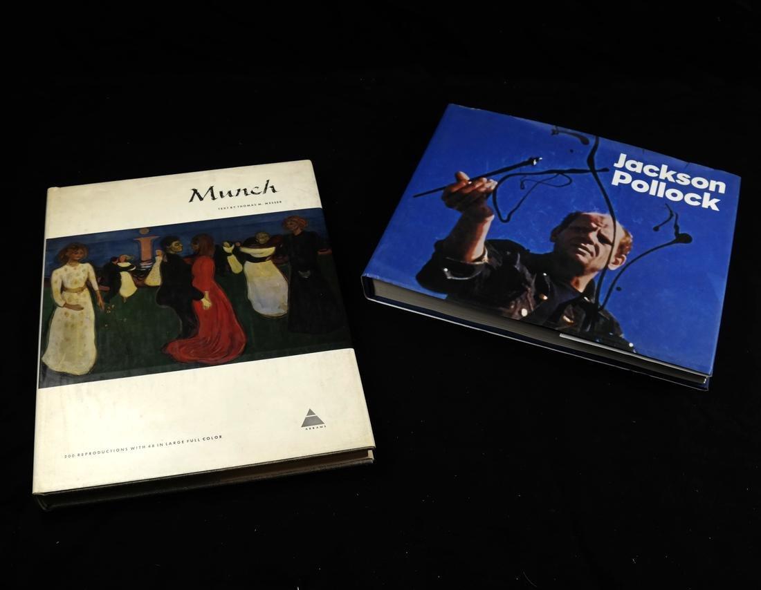 WESTERN AND ASIAN MODERN ART BOOKS - 9