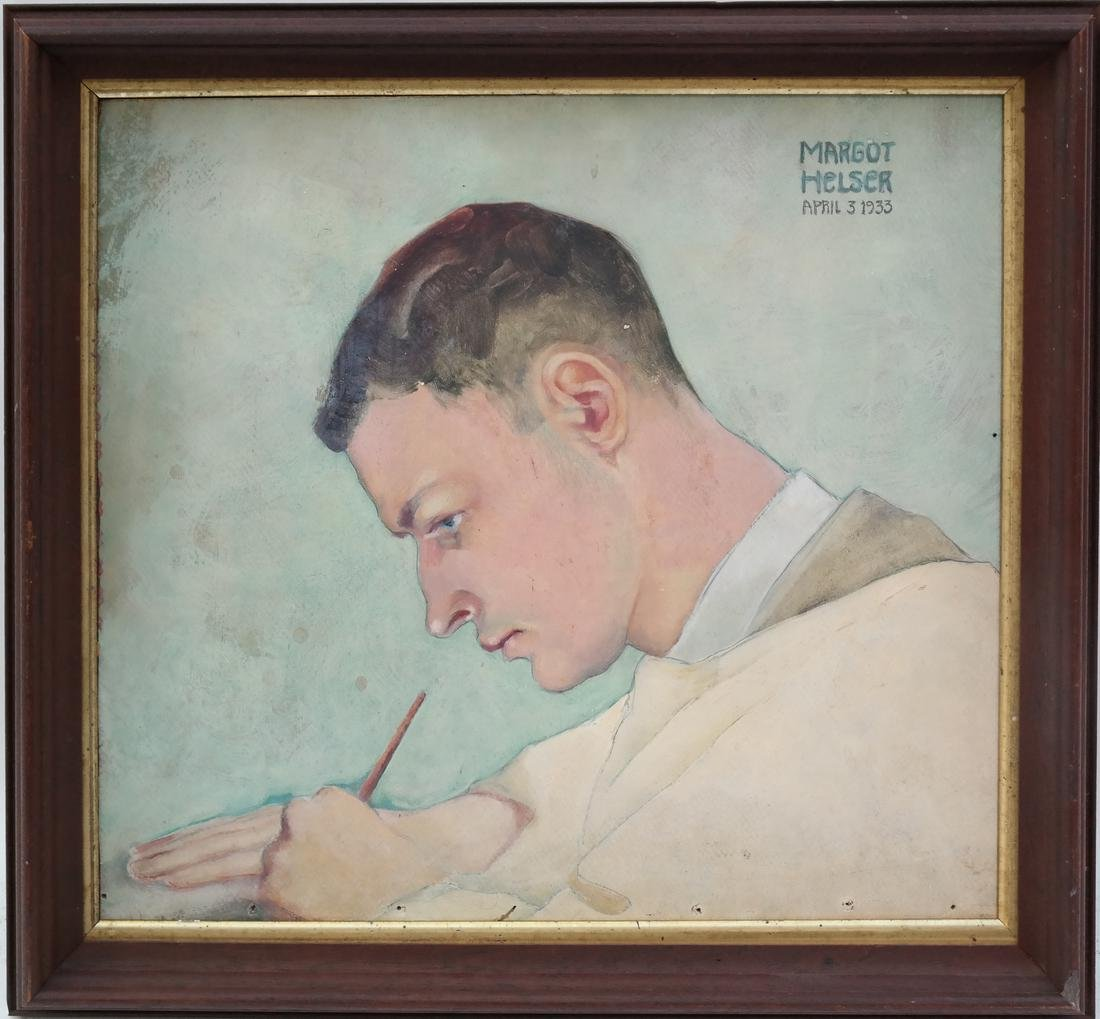 MARGOT HELSER AUSTIN (1907-1990) - 2