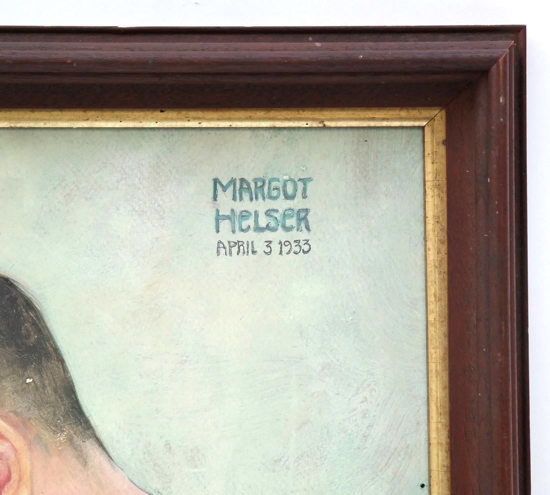 MARGOT HELSER AUSTIN (1907-1990) - 3