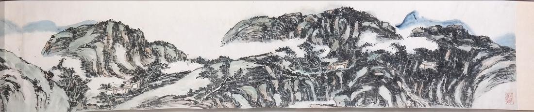ASIAN: ATTRIBUTED TO HUANG BINHONG (20TH CENTURY) - 2