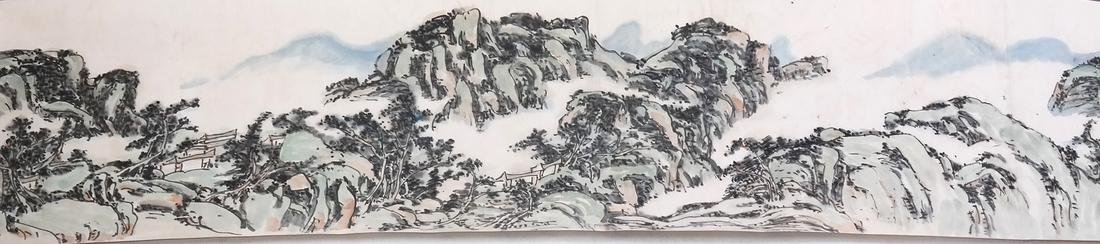 ASIAN: ATTRIBUTED TO HUANG BINHONG (20TH CENTURY) - 3