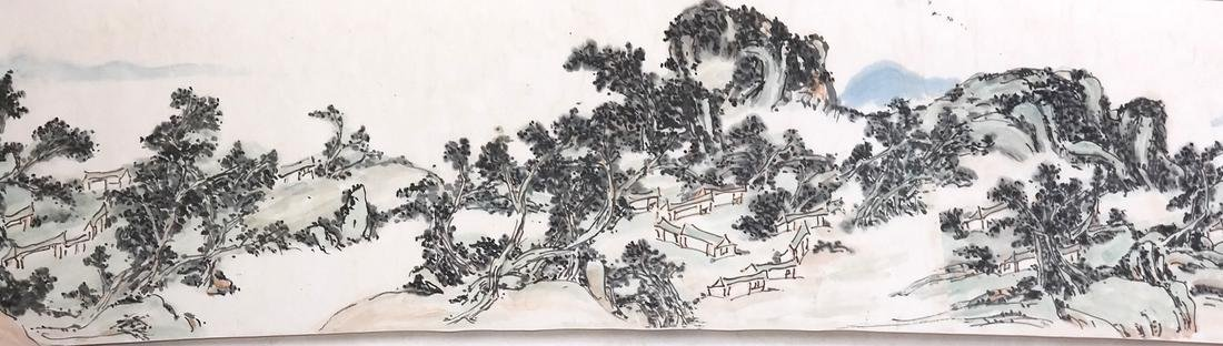 ASIAN: ATTRIBUTED TO HUANG BINHONG (20TH CENTURY) - 4