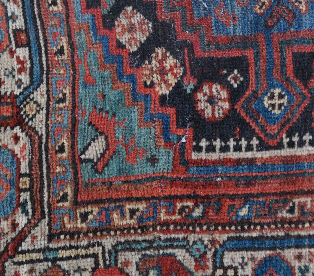 A KHAMSEH RUG SOUTH PERSIA, CIRCA 1900 - 4