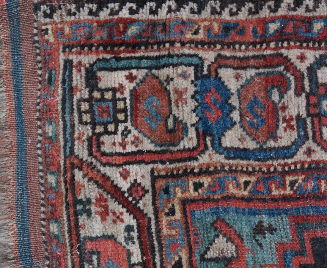 A KHAMSEH RUG SOUTH PERSIA, CIRCA 1900 - 5