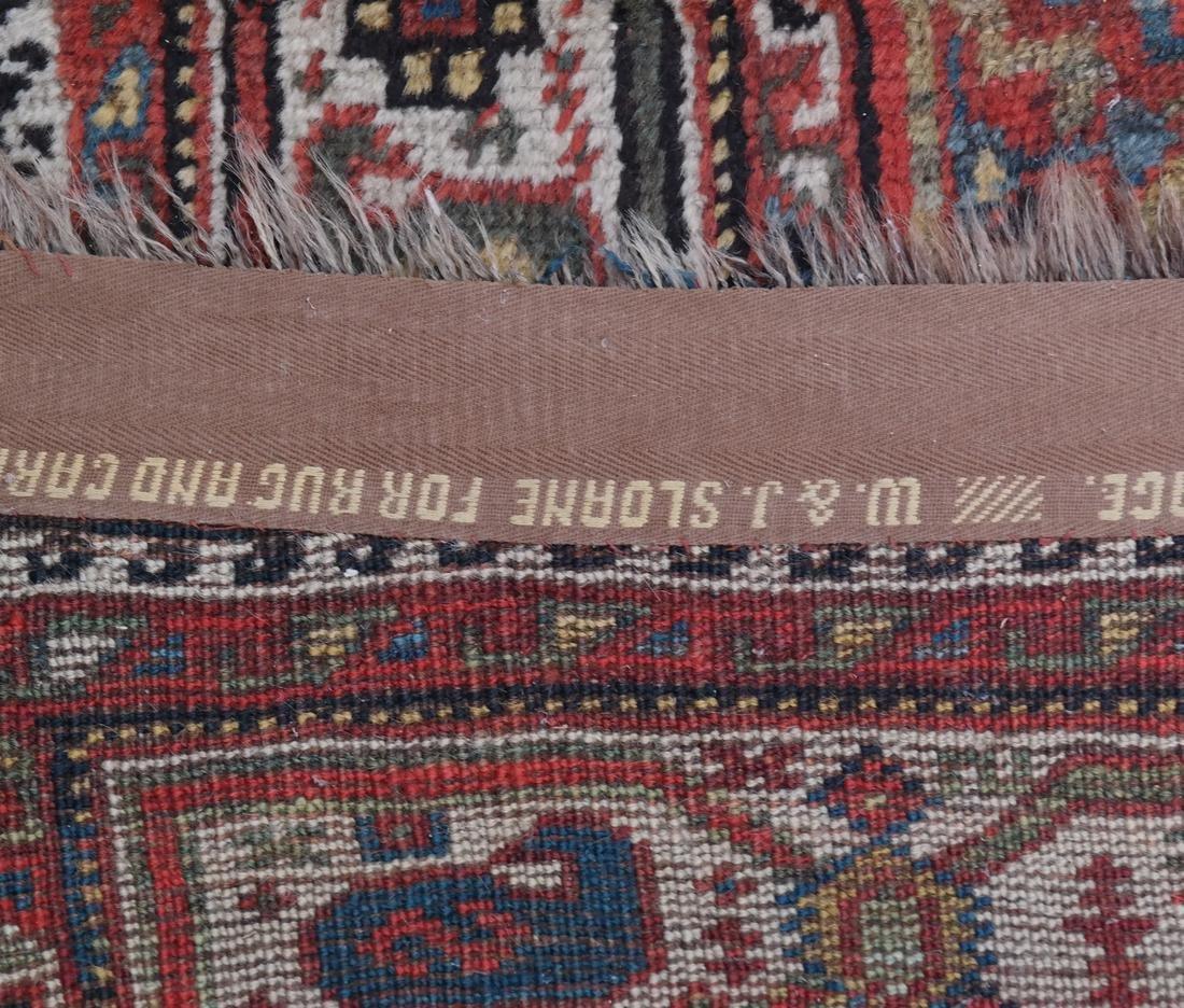 A KHAMSEH RUG SOUTH PERSIA, CIRCA 1900 - 6