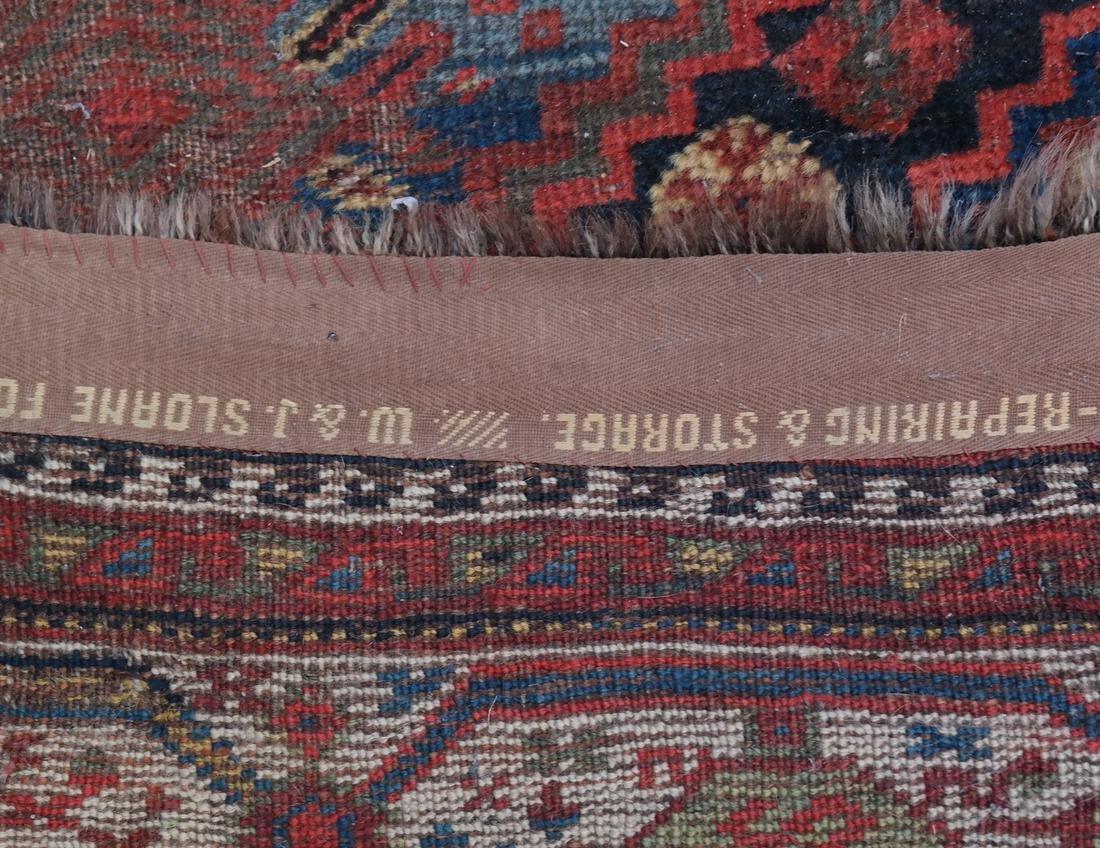 A KHAMSEH RUG SOUTH PERSIA, CIRCA 1900 - 7