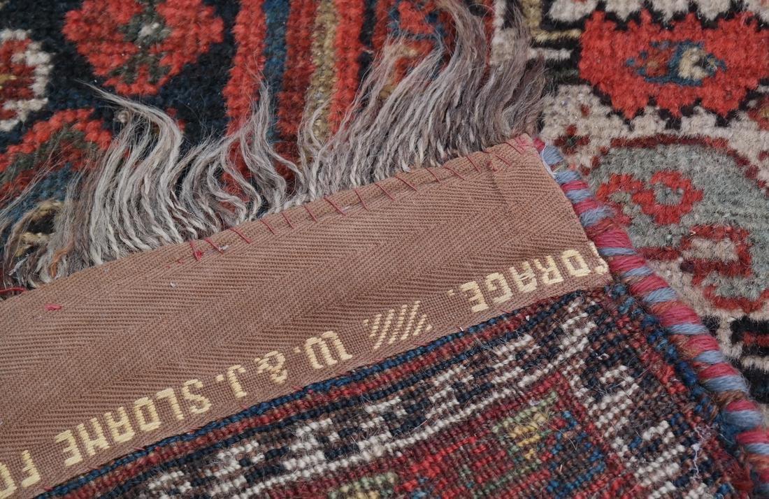 A KHAMSEH RUG SOUTH PERSIA, CIRCA 1900 - 9