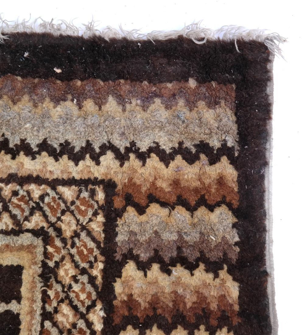 A TIBETAN MAT EARLY 20TH CENTURY - 2