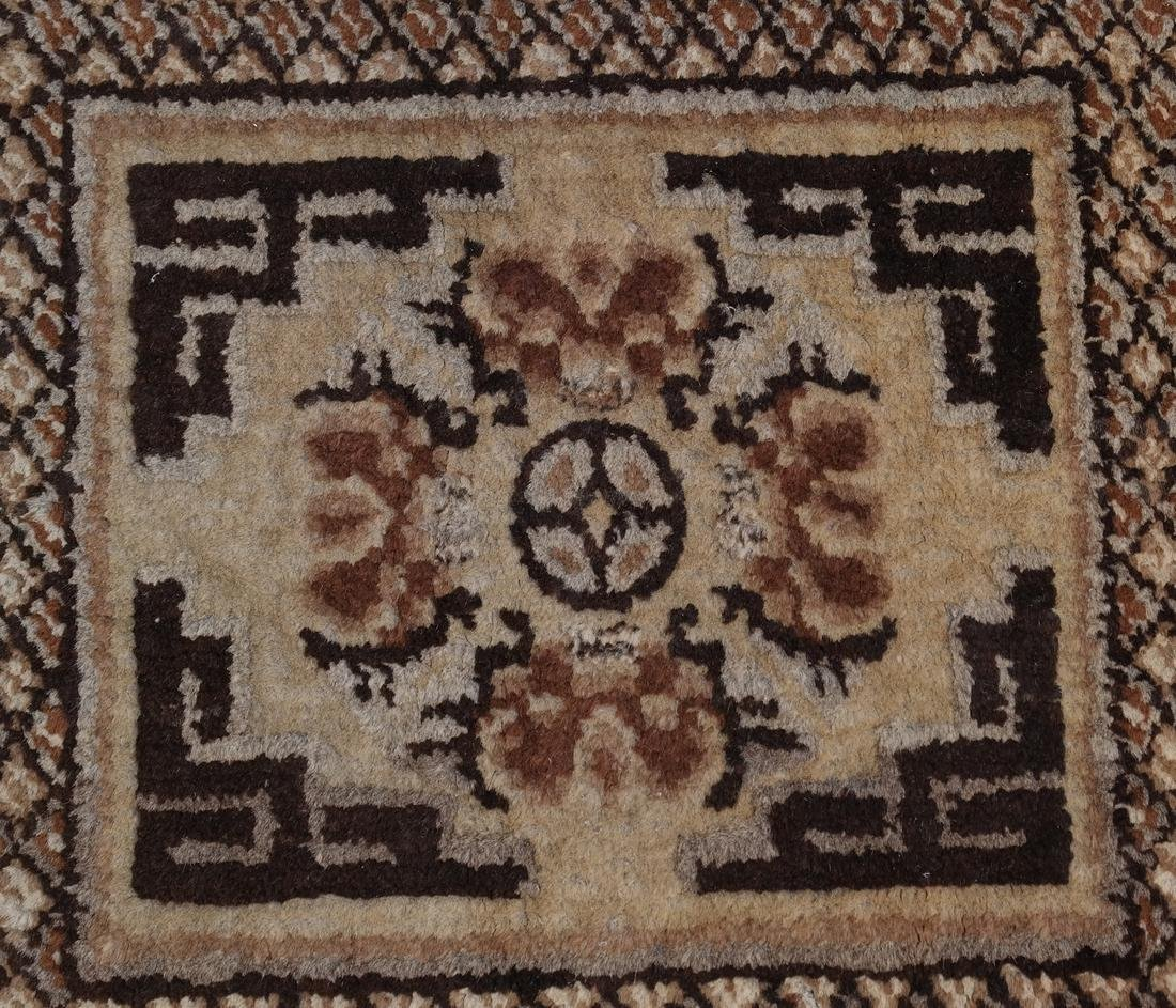 A TIBETAN MAT EARLY 20TH CENTURY - 3