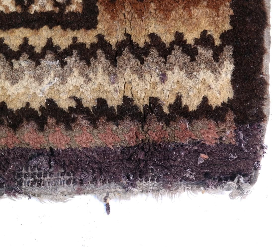 A TIBETAN MAT EARLY 20TH CENTURY - 5