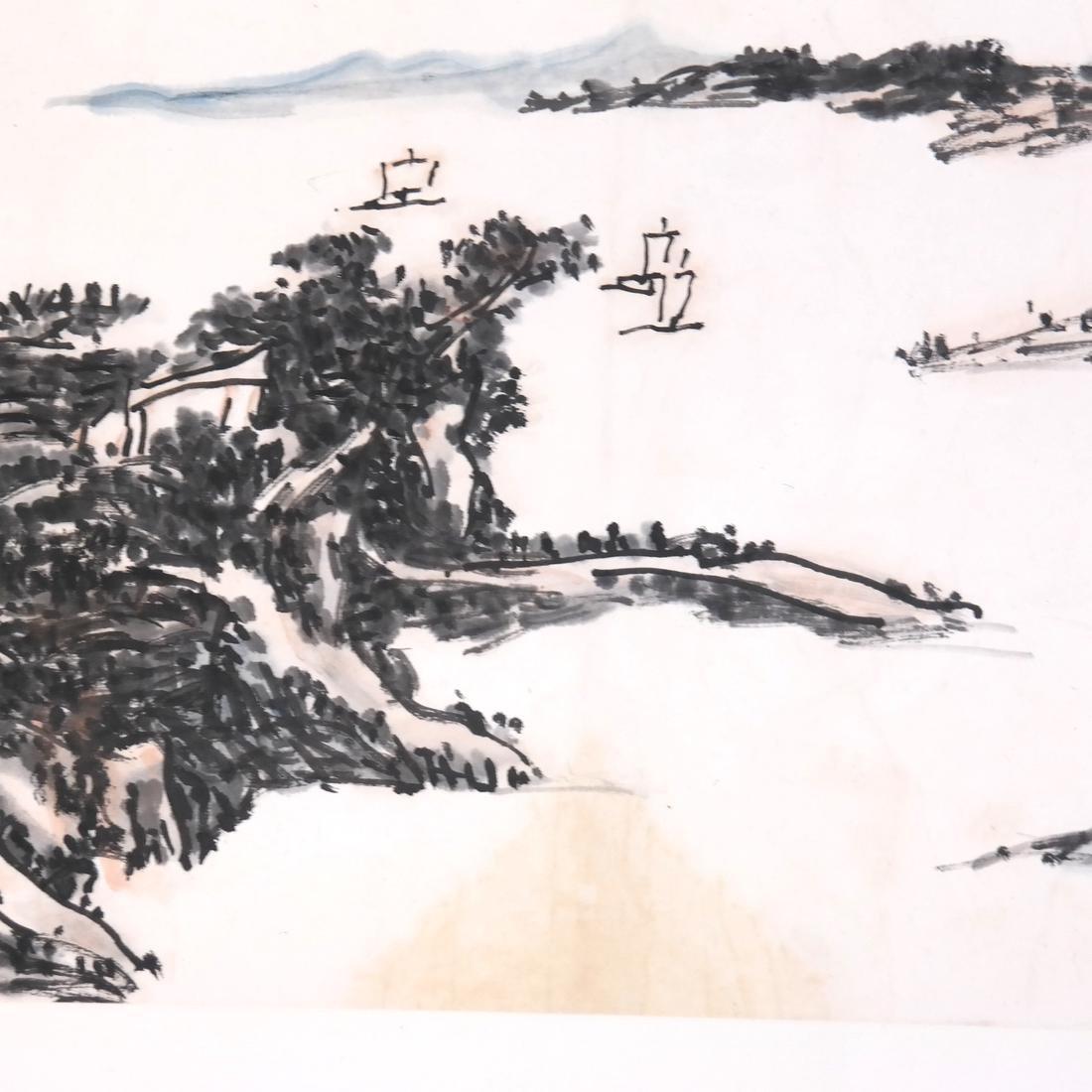 ATTRIBUTED TO HUANG BINHONG (20TH CENTURY) - 5