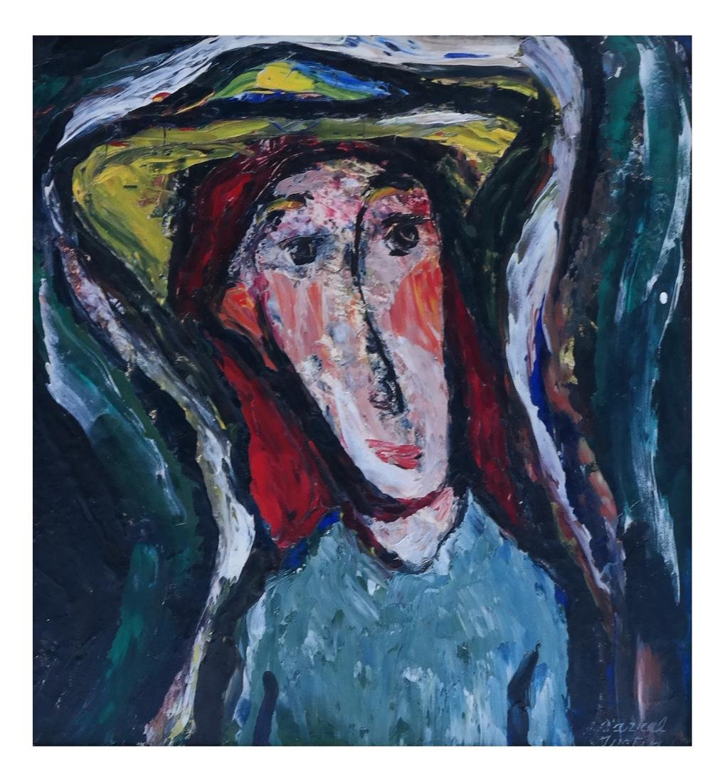 DARREL AUSTIN (1907-1994)