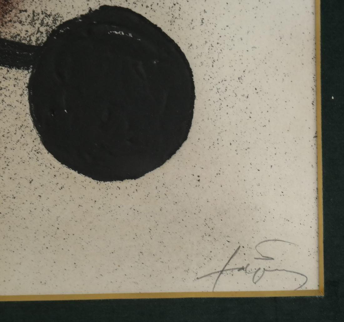 ANTONI TAPIES (1923-2012) - 3