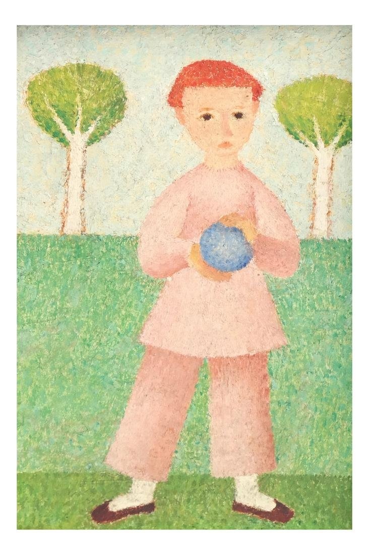 MARGOT HELSER AUSTIN (1907-1990)