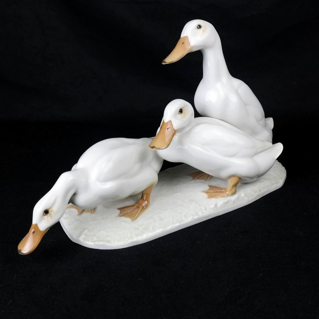 Hutschenreuther Duck Group