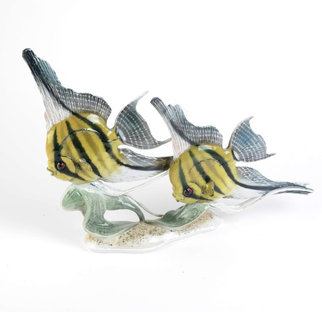 Rosenthal Fish Sculpture