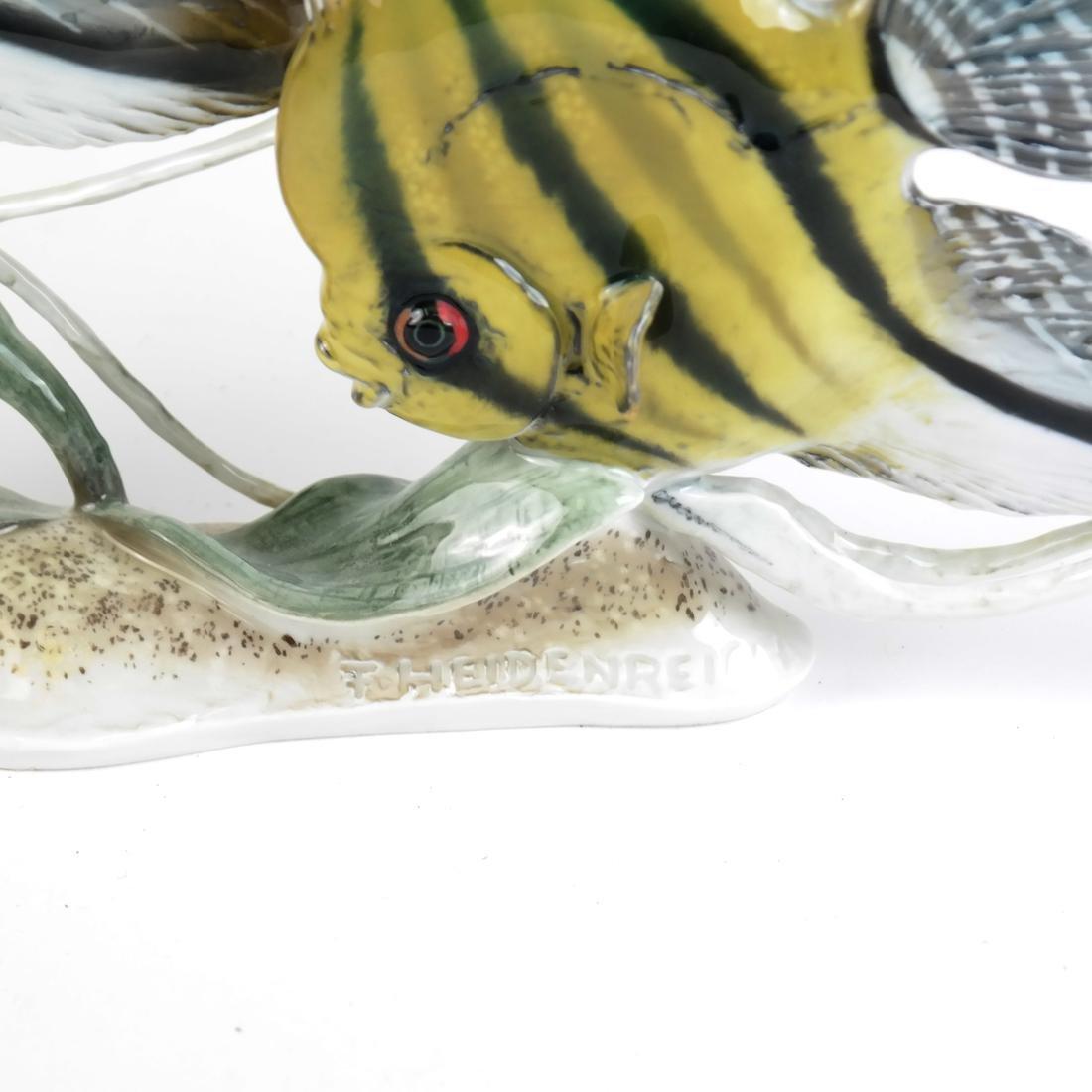 Rosenthal Fish Sculpture - 3