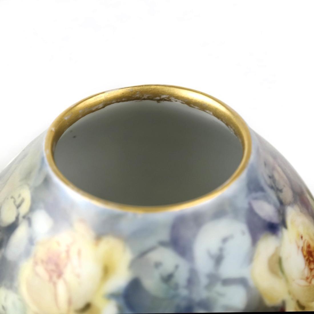 Four-Piece Dresden, Sevres Porcelain Group - 3