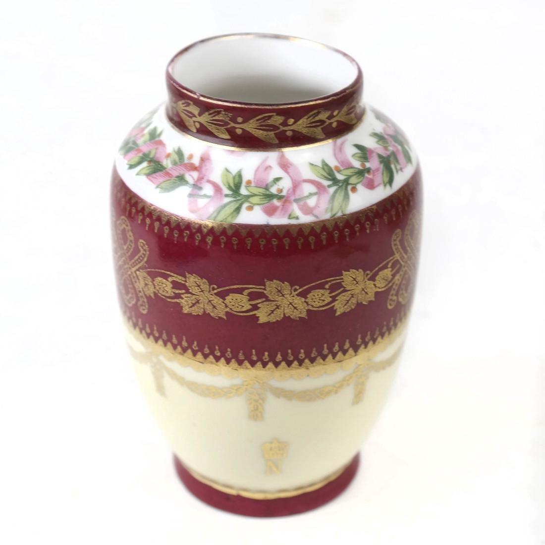Four-Piece Dresden, Sevres Porcelain Group - 5