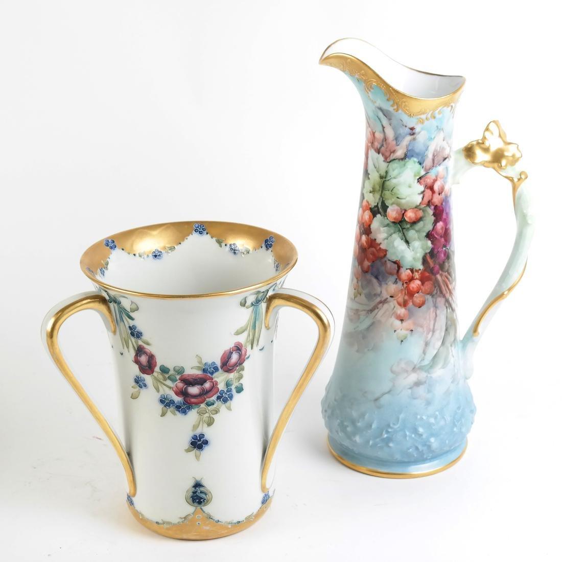 Two European Vases
