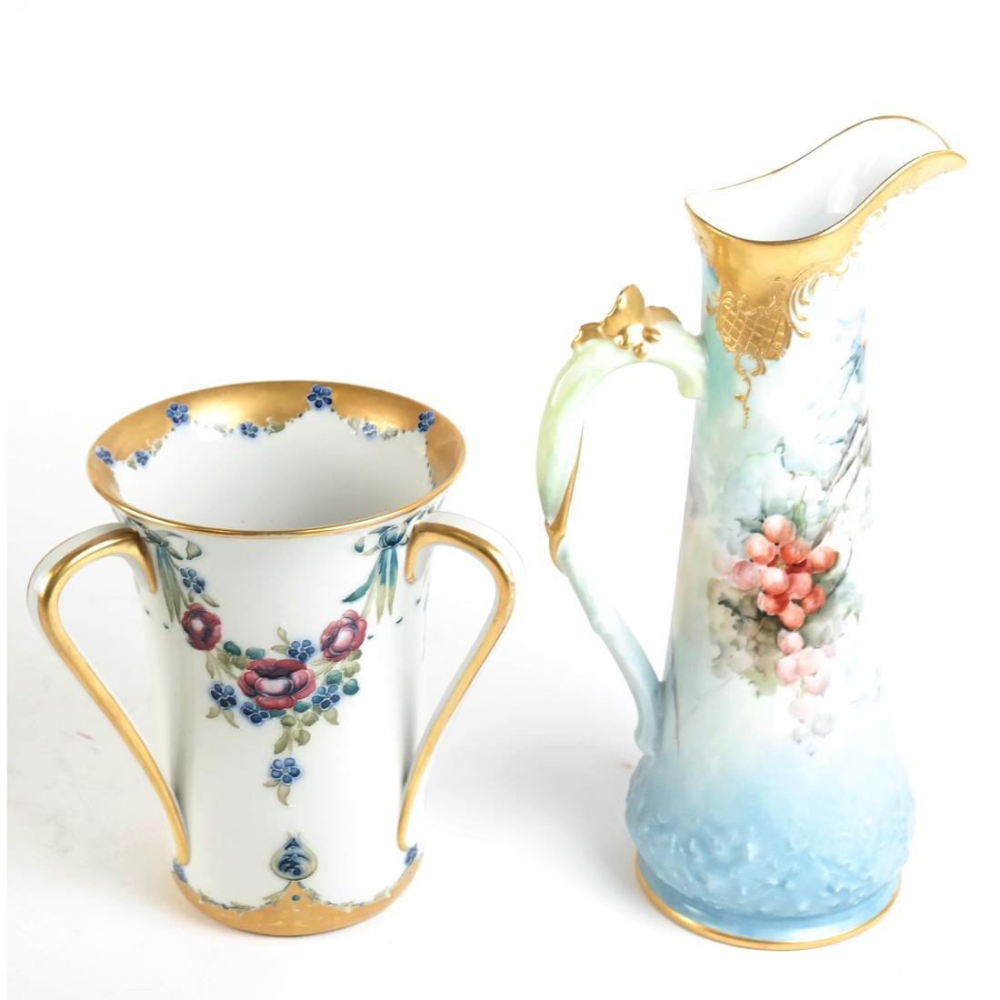 Two European Vases - 5