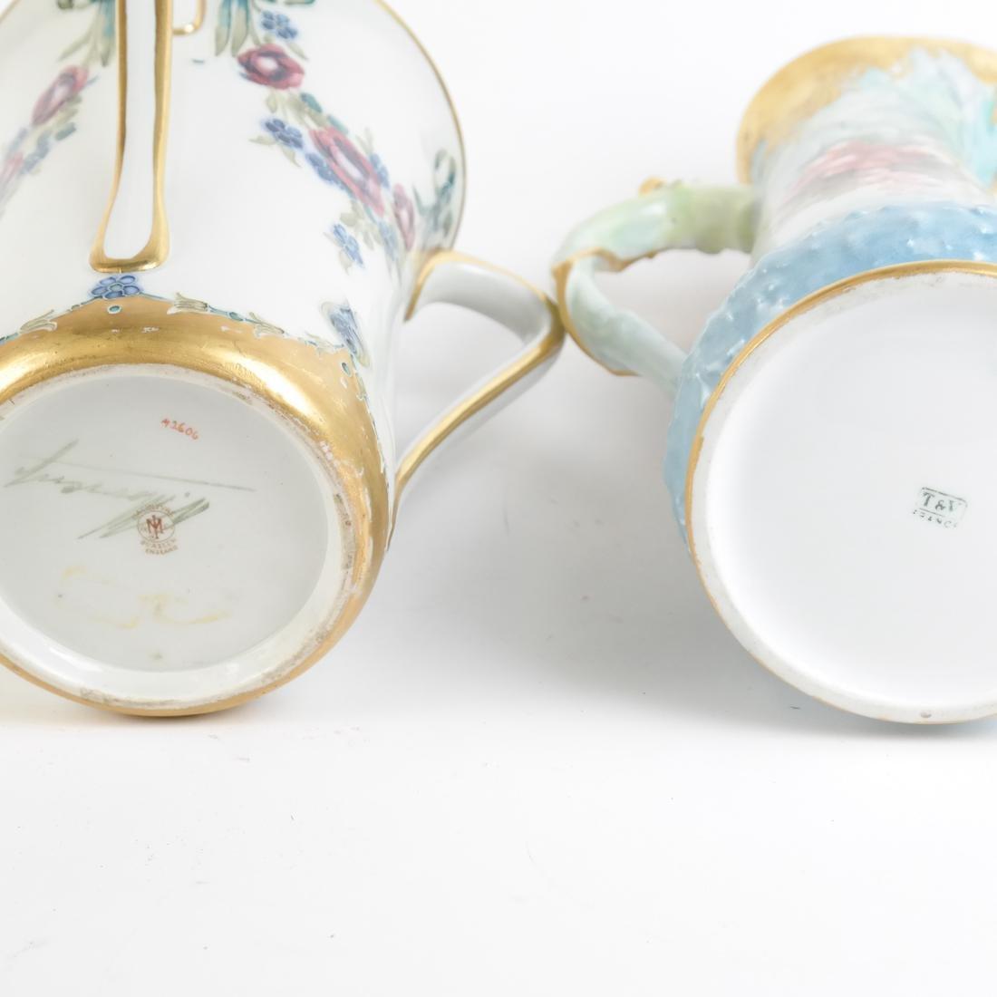 Two European Vases - 6
