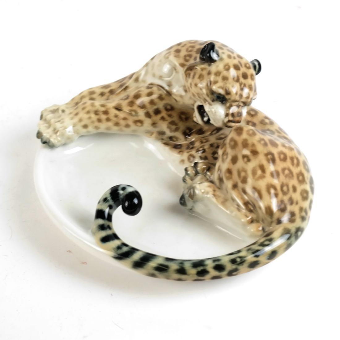 Hutschenreuther Cheetah Dish