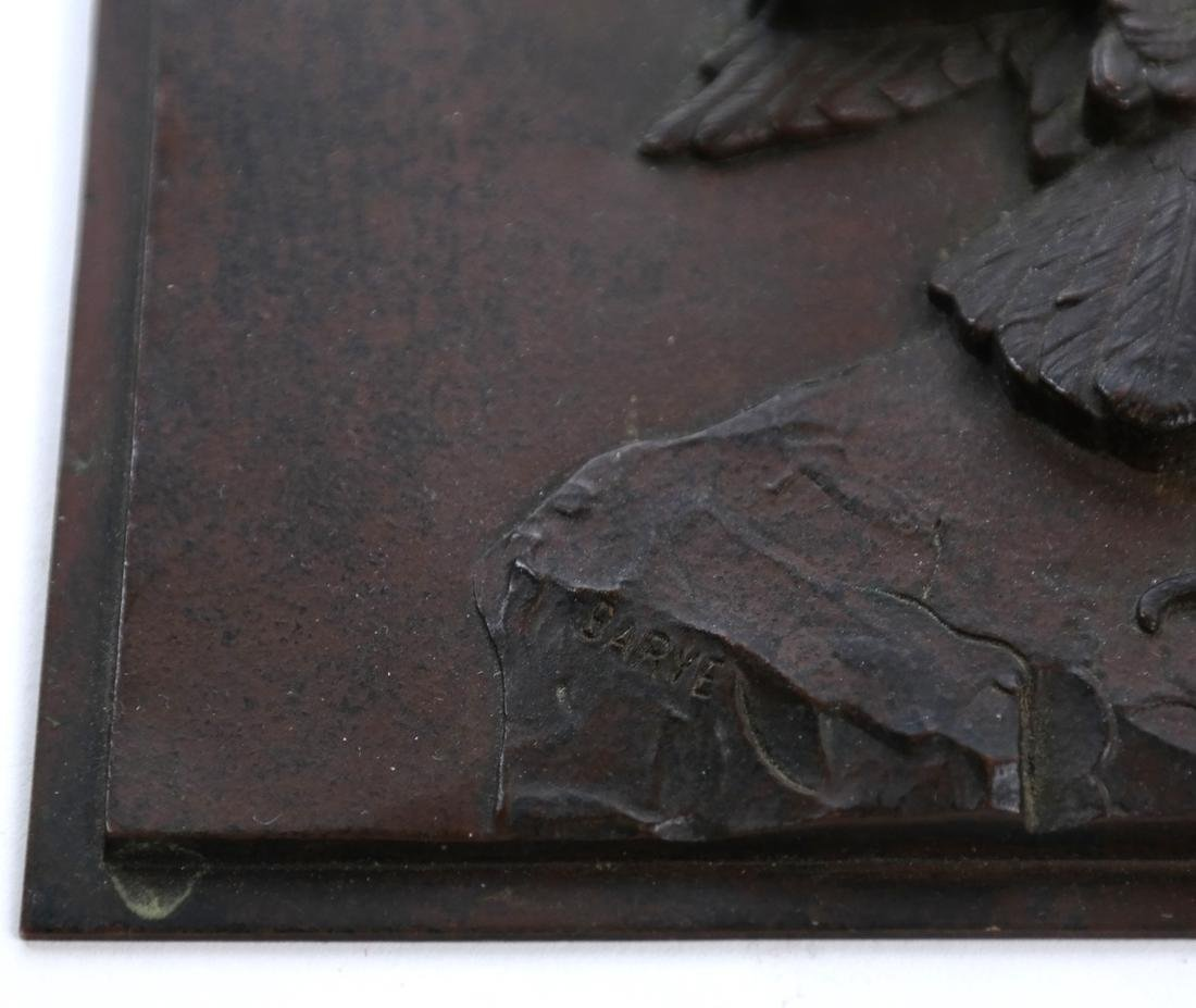 Barye Eagle Bronze, another - 6