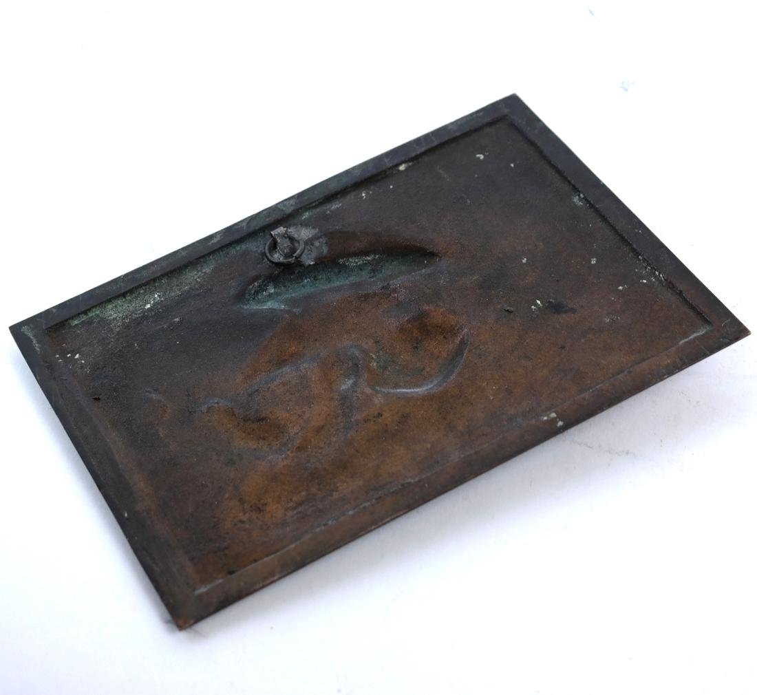 Barye Eagle Bronze, another - 8