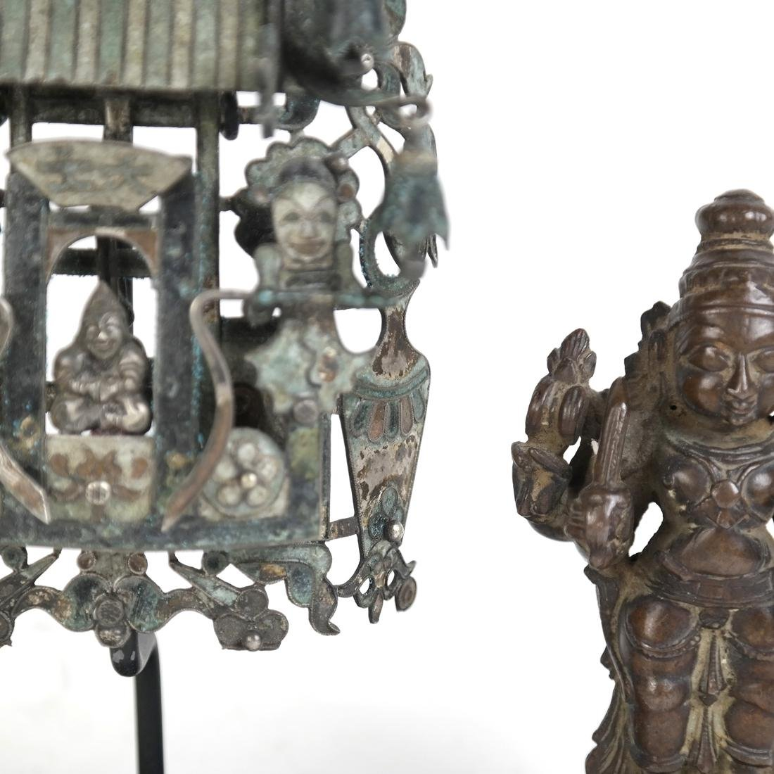 Two Southeast Asian Sculptures - 3