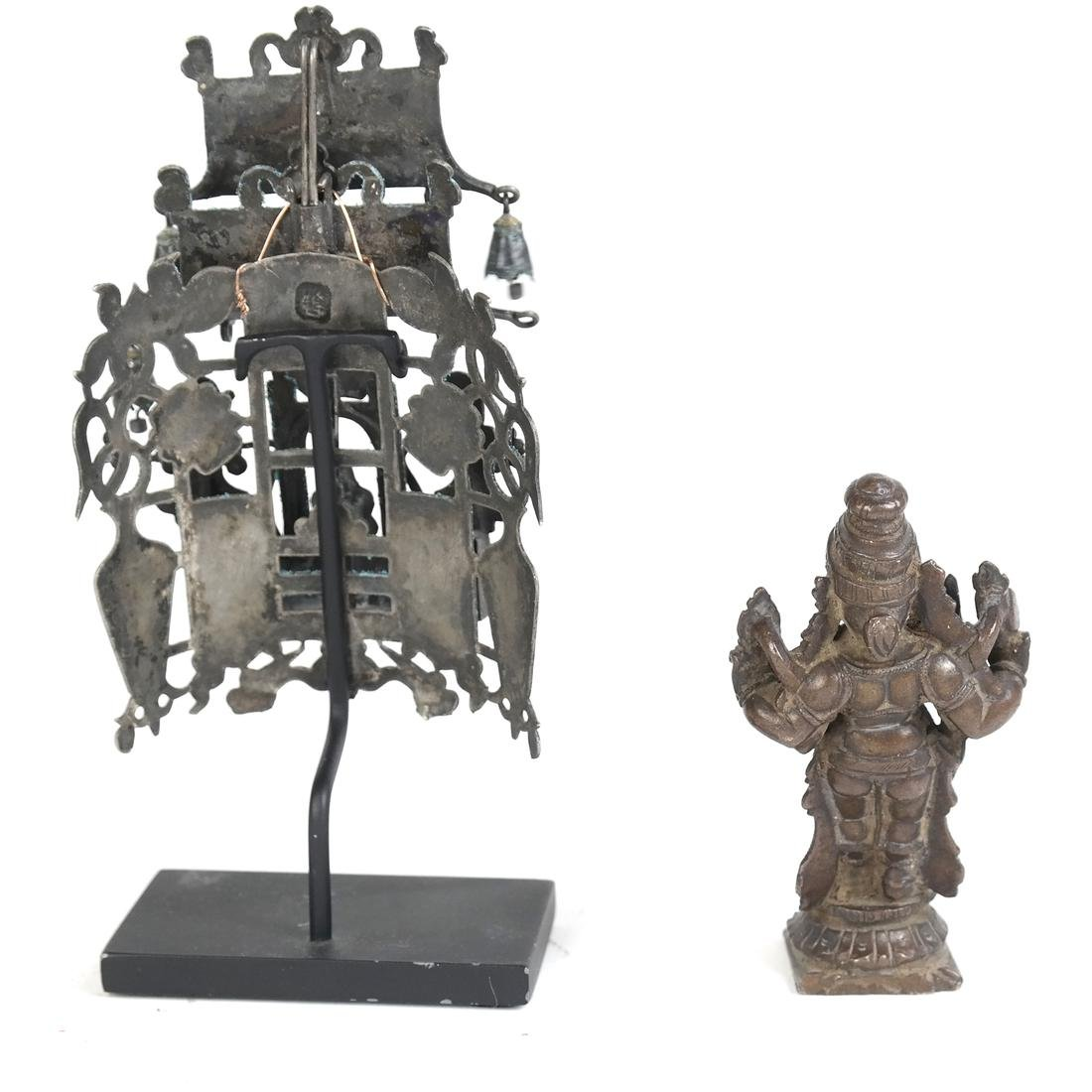 Two Southeast Asian Sculptures - 5