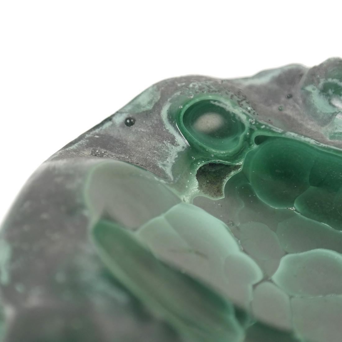 6 Pieces Polished Malachite - 10