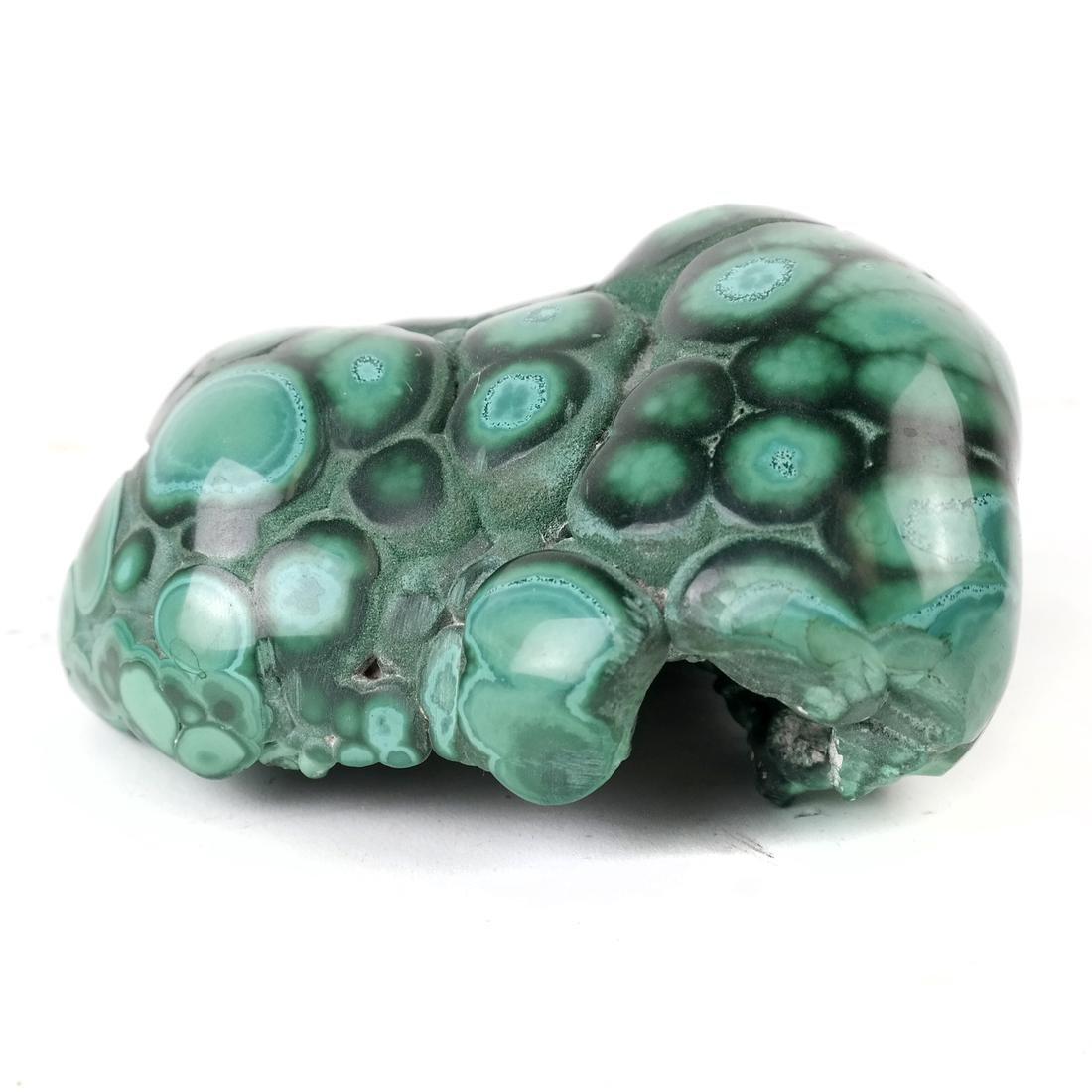 6 Pieces Polished Malachite - 5