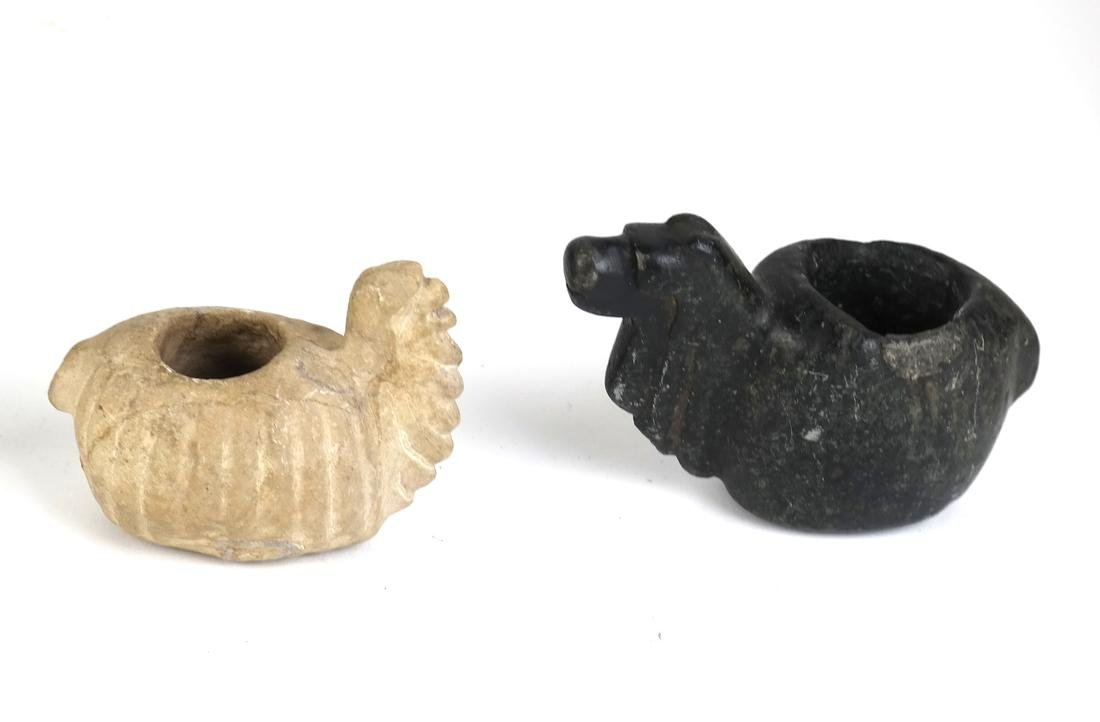 Four Various Pottery Items - 2