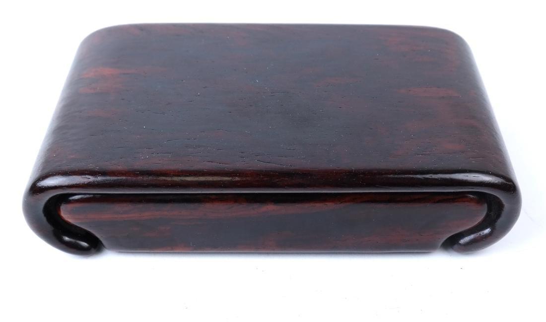 Polished Hardwood Box
