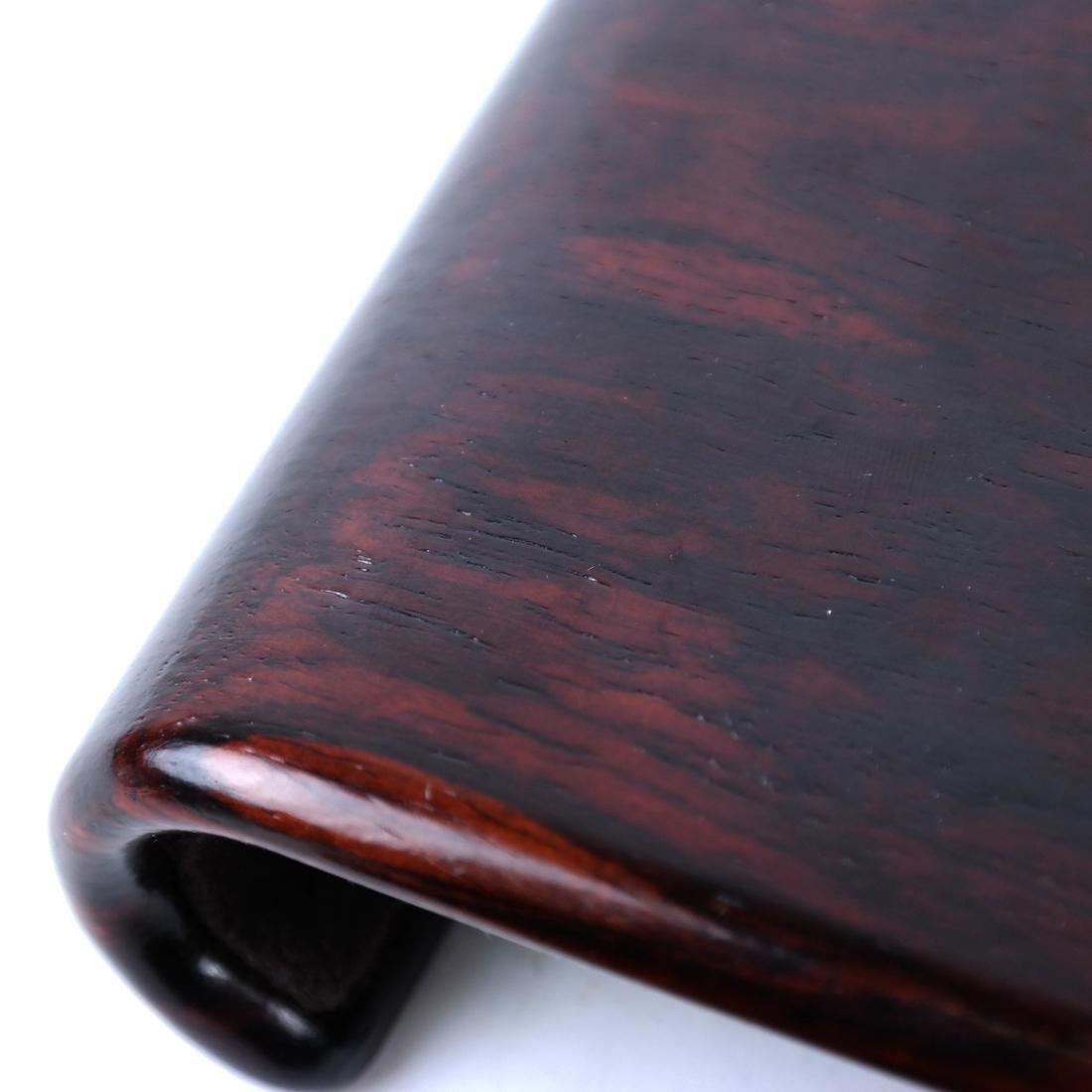 Polished Hardwood Box - 6