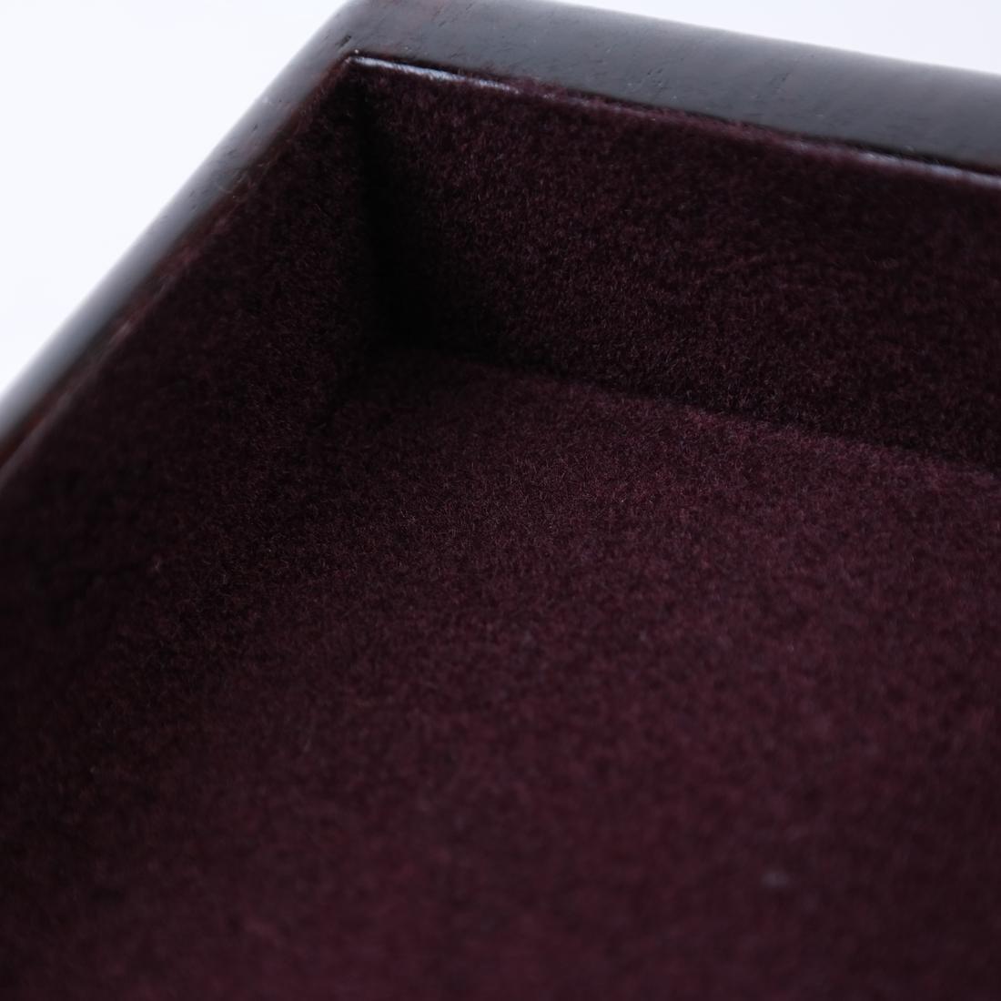Polished Hardwood Box - 7