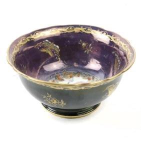 Minton Fairyland Luster Bowl