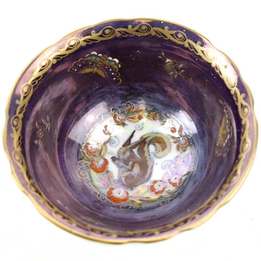 Minton Fairyland Luster Bowl - 2