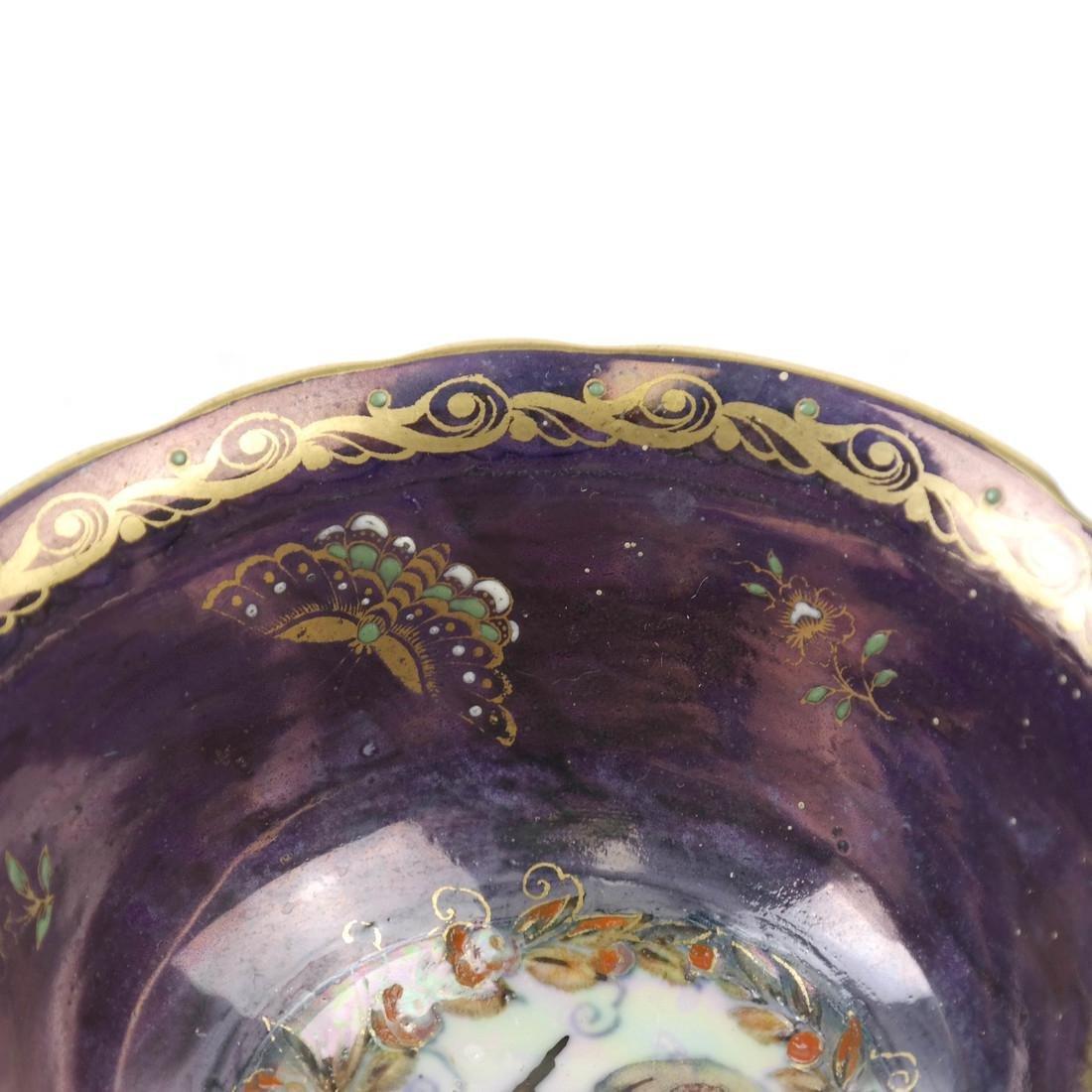 Minton Fairyland Luster Bowl - 5