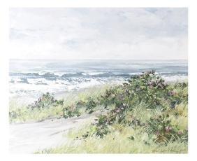 Dede Esenlohr, Coastal Landscape Scene