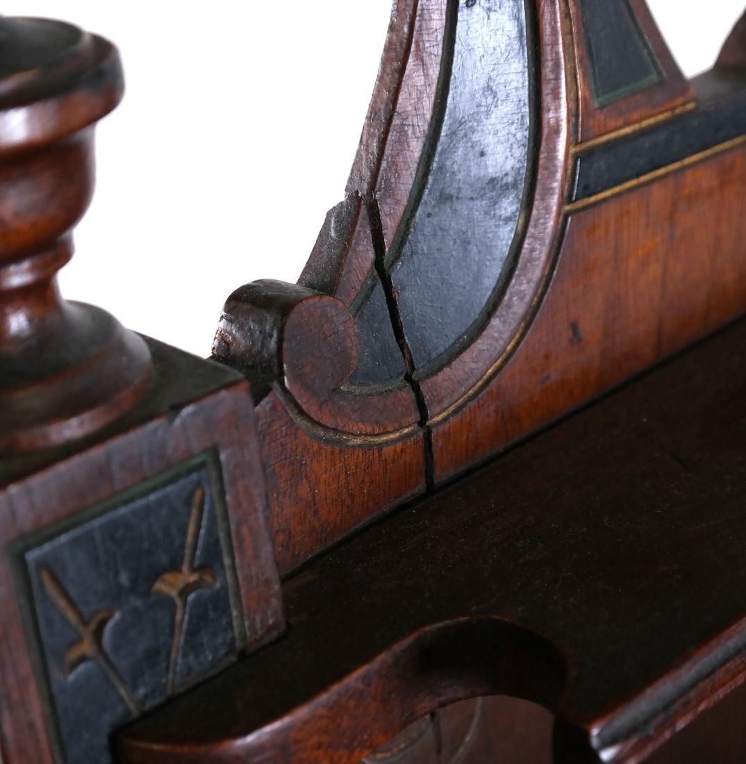 19th Century Victorian Book Stand - 3