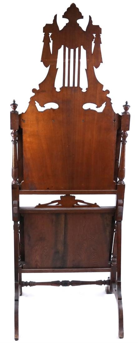 19th Century Victorian Book Stand - 8