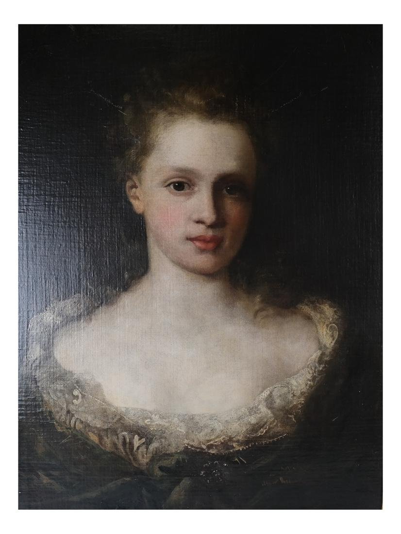 Style Of Thomas Lawrence, Portrait