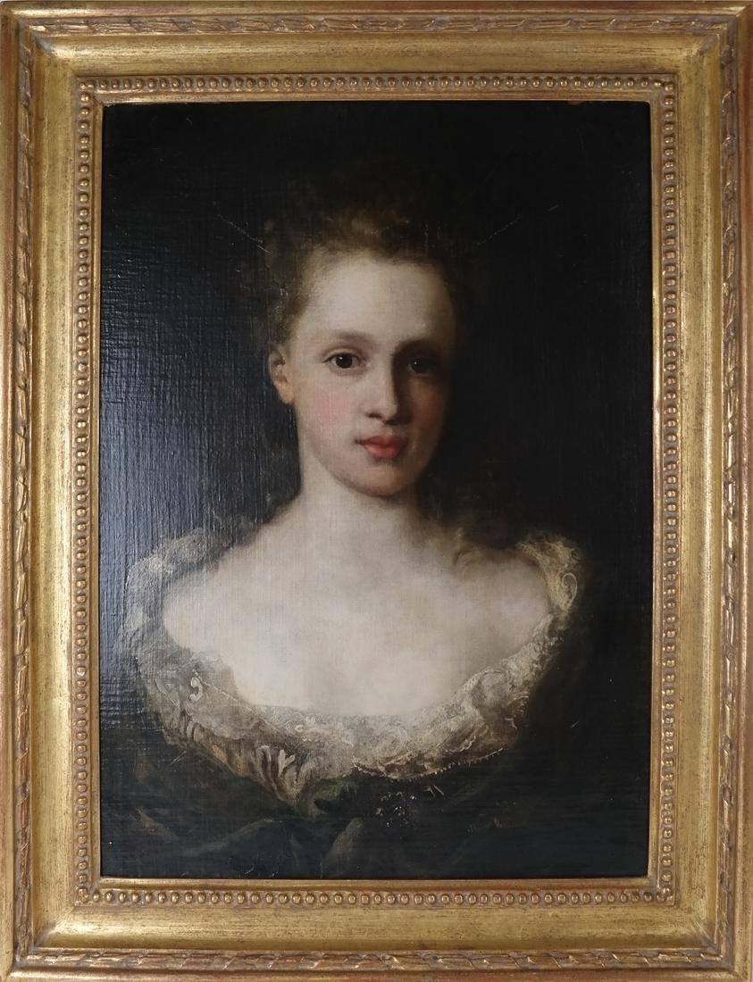 Style Of Thomas Lawrence, Portrait - 2