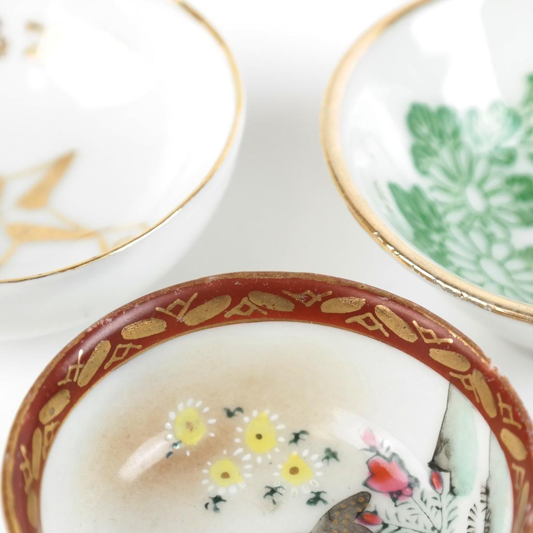 Five Japanese Porcelain Items - 7