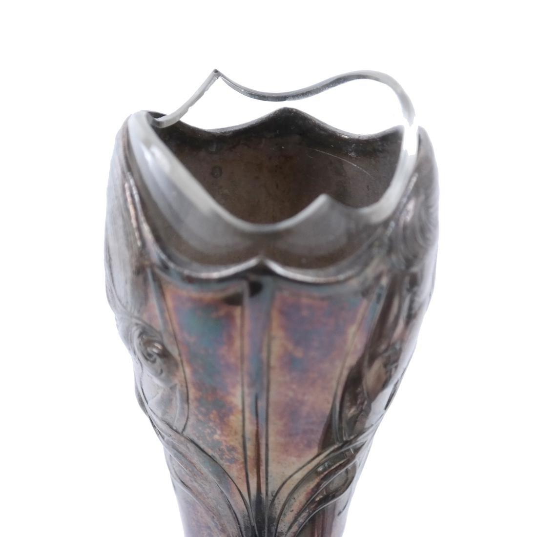 Pair of WMF Art Nouveau Vases - 3