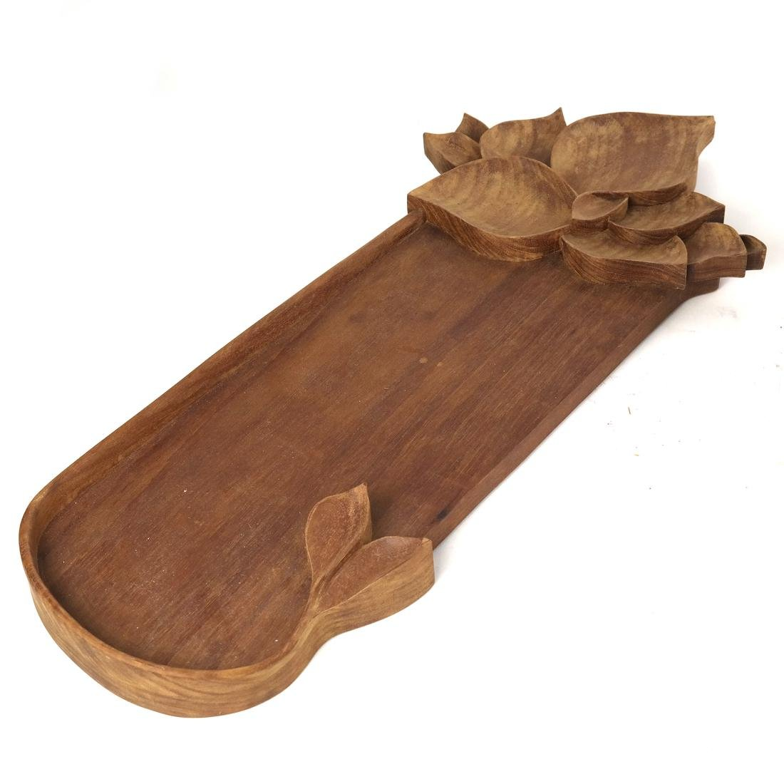 Mostly Danish Wood Serving Pieces - 3