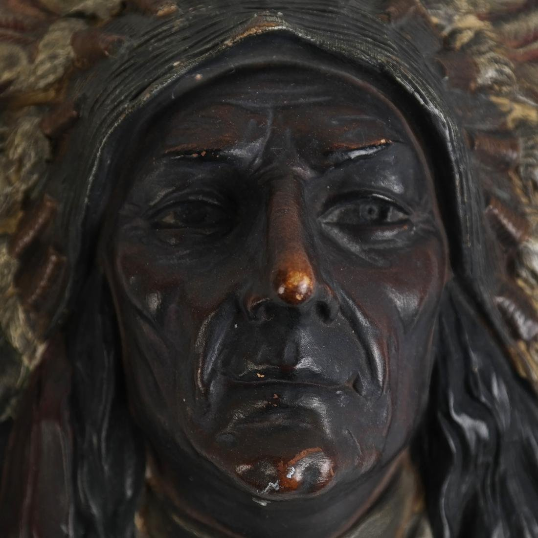 Native American Plaque, other - 2