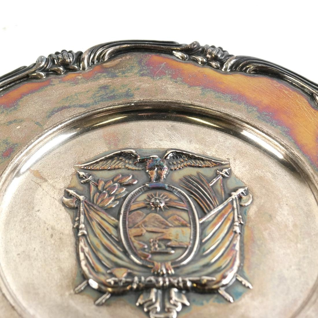 Sterling Silver Coat of Arms - 3